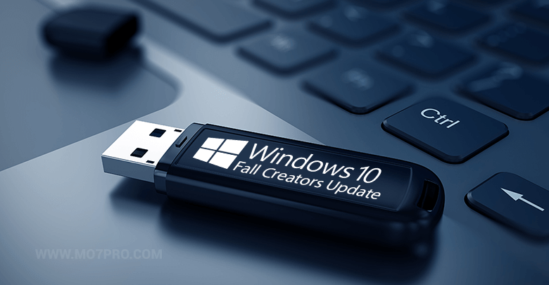 Windows 10 Fall Creators Update ISO