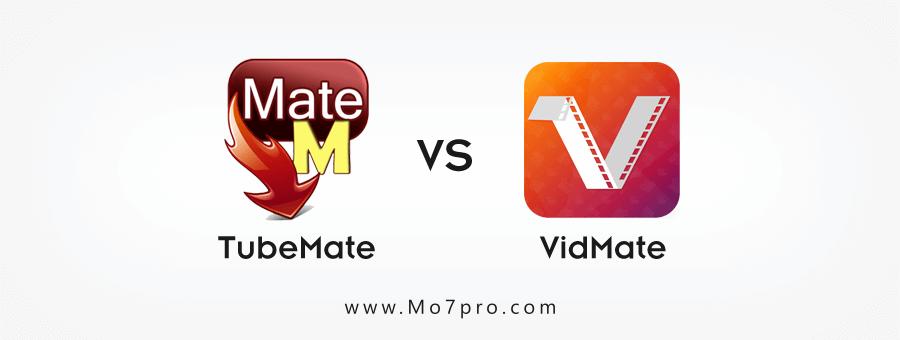 VidMate VS TubeMate
