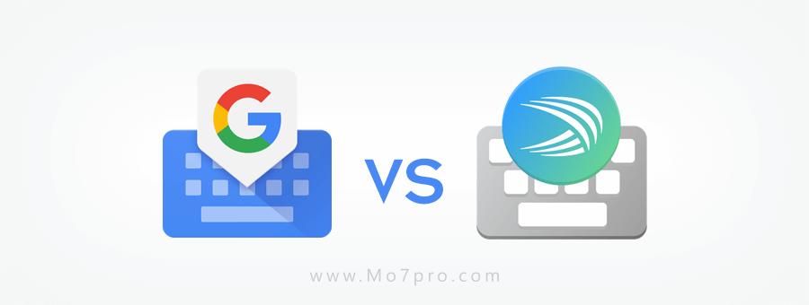 google keyboard vs swiftkey