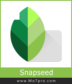 Snapseed للاندرويد